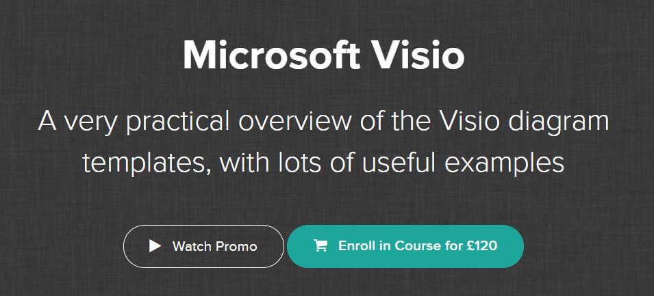 Online Visio course